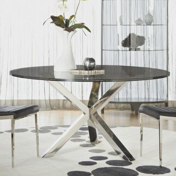 Orren Ellis | Arche Sleek Dining Table | Shop Home Decor | Art & Home with Sleek Dining Tables