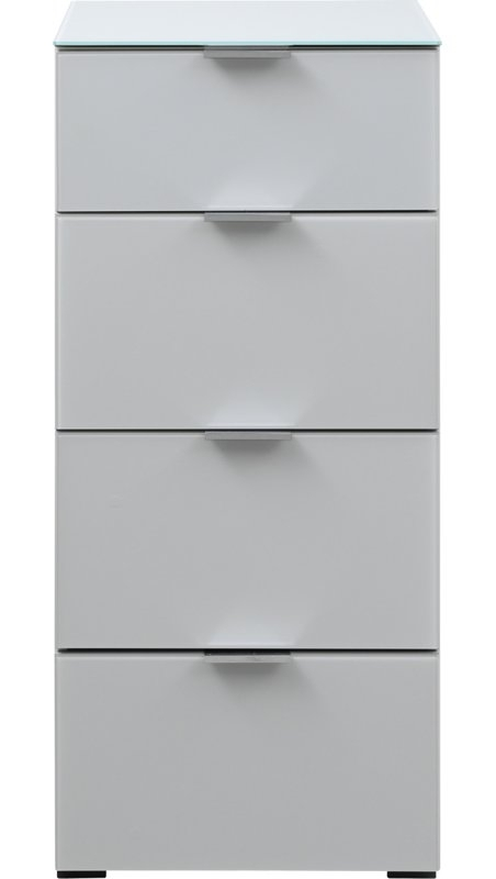 Orren Ellis Helms 4 Drawer Lingerie Chest | Wayfair With Regard To Helms Round Dining Tables (View 25 of 25)
