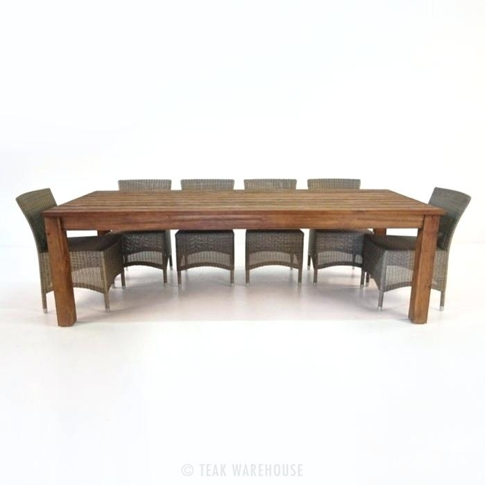 Outdoor Dining Table With Bench – Bcrr Intended For Bale Rustic Grey Dining Tables (Image 17 of 25)