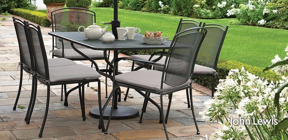 Outdoor Furniture – City People's Mercantile – City People's Mercantile Intended For Garden Dining Tables And Chairs (Image 13 of 25)