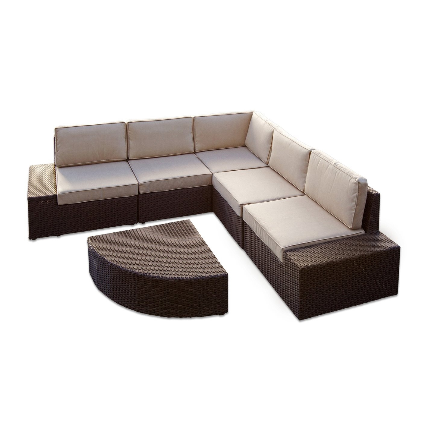 Outdoor & Patio Conversation Sets | Lowe's Canada For Haven 3 Piece Sectionals (Image 19 of 25)