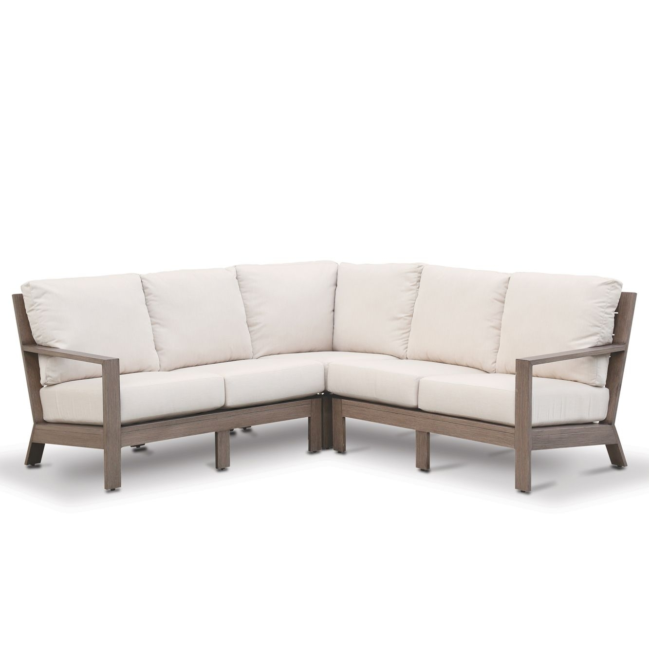 Outdoor Pompeii 3 Piece Sectional With Regard To Whitley 3 Piece Sectionals By Nate Berkus And Jeremiah Brent (View 8 of 25)
