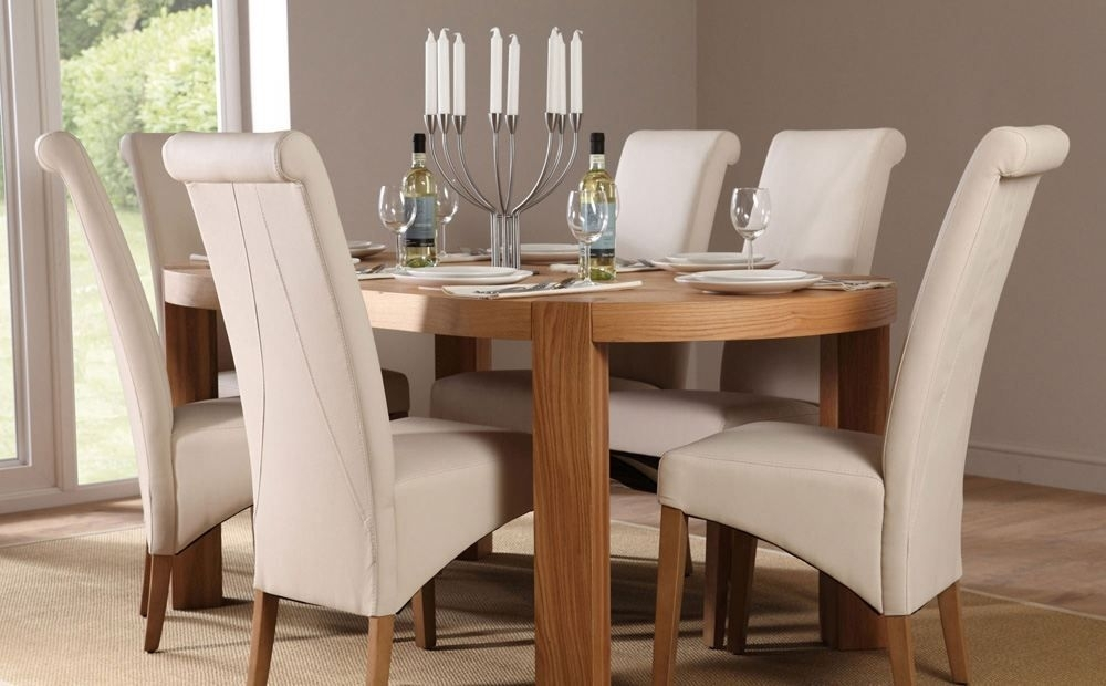 Oval Dining Room Table Sets | Dining Room Table Sets | Pinterest Pertaining To Oval Oak Dining Tables And Chairs (Image 15 of 25)