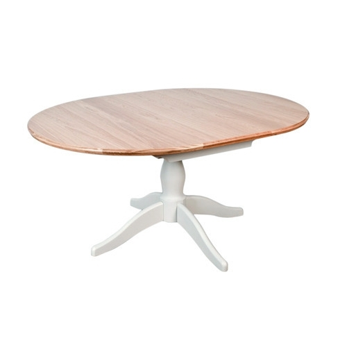 Oval Dining Table At Best Price In India Intended For Bale Rustic Grey Dining Tables (Image 18 of 25)