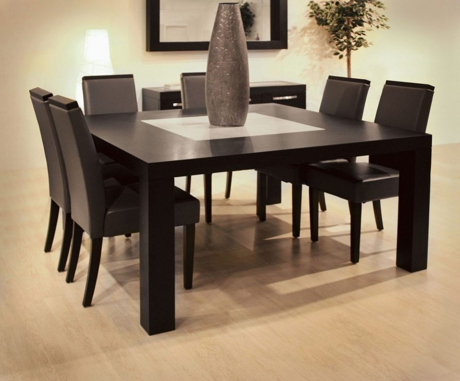 Oval Dining Table Dark Wood Dining Table Round Oak Dining Table 60 With Regard To Dark Wood Square Dining Tables (Image 20 of 25)