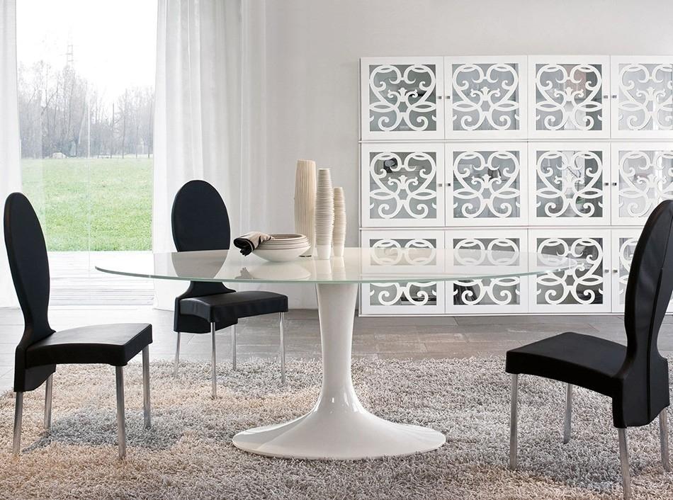 Oval Dining Table Imperialtonin Casa – Dining Tables – Dining For Imperial Dining Tables (Photo 2 of 25)