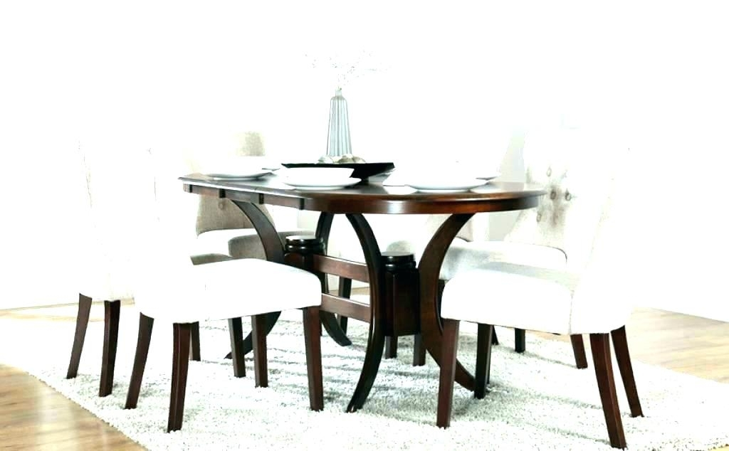 Oval Dining Table Set Oval Dining Table For 8 Oval Dining Table For Pertaining To Oval Dining Tables For Sale (Photo 3 of 25)
