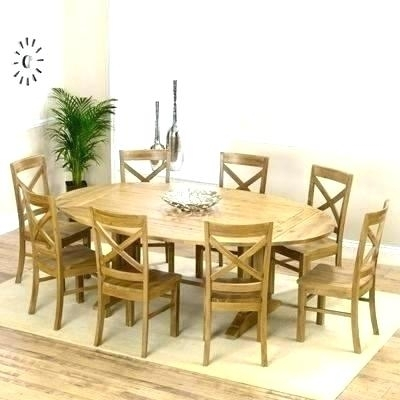 Oval Table And Chairs Grey Table And Chairs Oval Dining Table 6 with regard to Oval Oak Dining Tables and Chairs