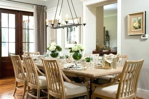 Over Dining Table Lights 8 Lighting Ideas For Above Your Dining Regarding Over Dining Tables Lights (Image 21 of 25)