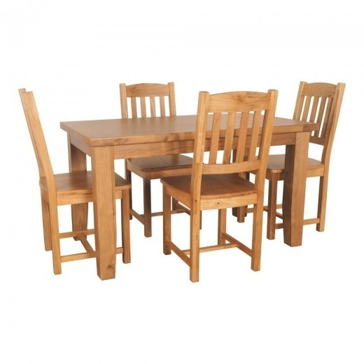 Packages – Dining Intended For Parquet 7 Piece Dining Sets (Image 16 of 25)