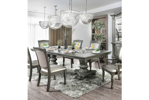 Page 4 | Brands (Page 4) Pertaining To Palazzo 9 Piece Dining Sets With Pearson White Side Chairs (Image 22 of 25)