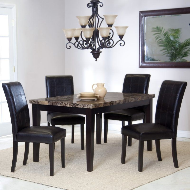 Palazzo 5 Piece Dining Set – Wit028 | Products | Pinterest | Palazzo Within Palazzo Rectangle Dining Tables (View 6 of 25)