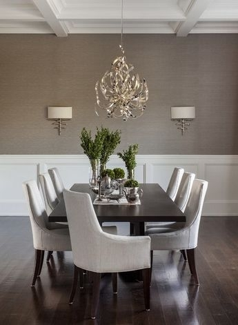 Palazzo 7 Piece Rectangle Dining Set With Joss Side Chairs Throughout Palazzo 7 Piece Dining Sets With Pearson Grey Side Chairs (Image 22 of 25)