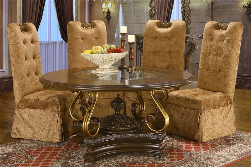 Palazzo Grande 5 Piece Dining Sethomey Design Hd 2101 With Regard To Palazzo 3 Piece Dining Table Sets (Image 20 of 25)