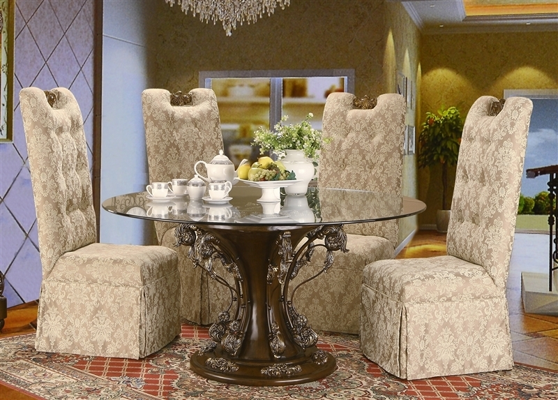 Palazzo Magnifico 5 Piece Dining Sethomey Design Hd-3530 with Palazzo 3 Piece Dining Table Sets
