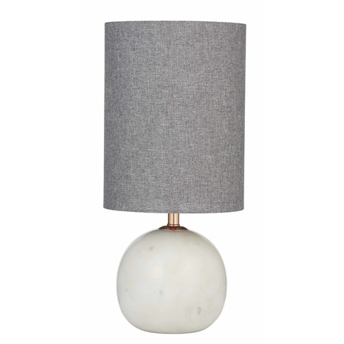Palazzo Marble Table Lamp | Temple & Webster Within Palazzo Rectangle Dining Tables (View 19 of 25)