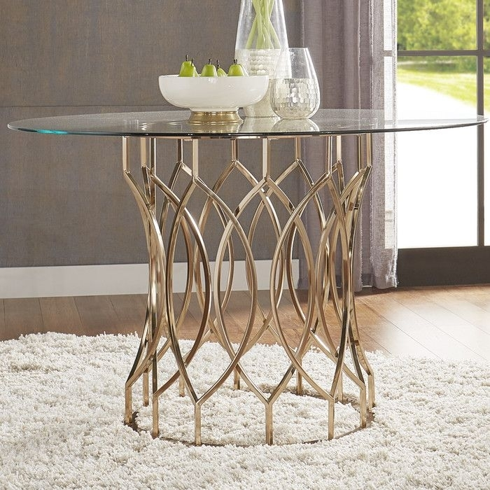 Paramount Dining Table | New House | Pinterest | Dining Table For Lassen 5 Piece Round Dining Sets (Image 24 of 25)