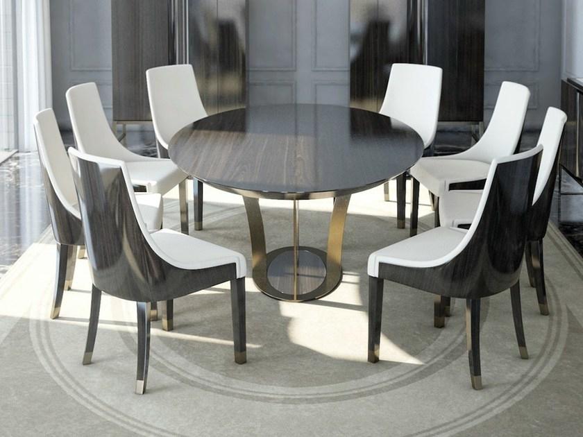 Paris   Dining Table Paris Collectionhugues Chevalier For Paris Dining Tables (View 4 of 25)