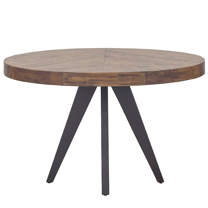 Parq Modern Round Dining Table For Round Dining Tables (Image 18 of 25)