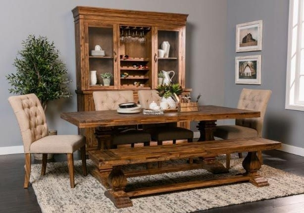 Partridge 6 Piece Dining Set | Dining Rooms | Pinterest | Partridge For Partridge Dining Tables (View 1 of 25)