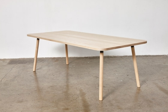 Partridge Desk – Dining Tables From Designbythem | Architonic With Regard To Partridge Dining Tables (View 4 of 25)