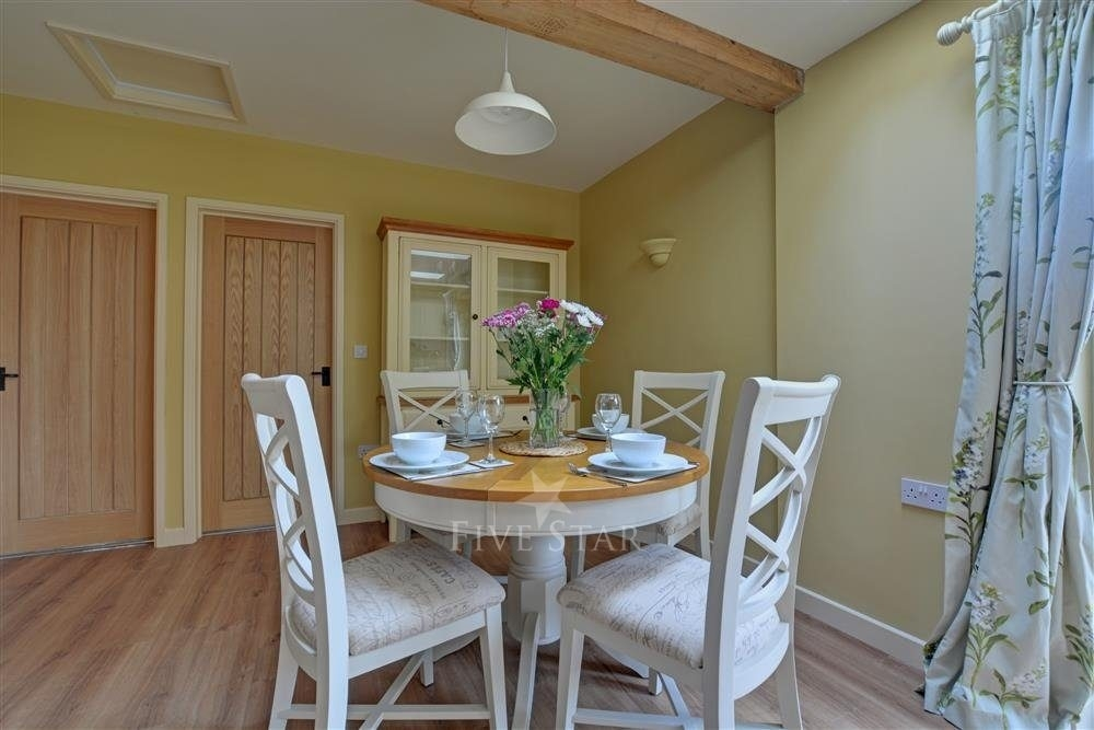 Partridge Lodge | 5 Star Self Catering Whitwell – Fivestar (View 22 of 25)
