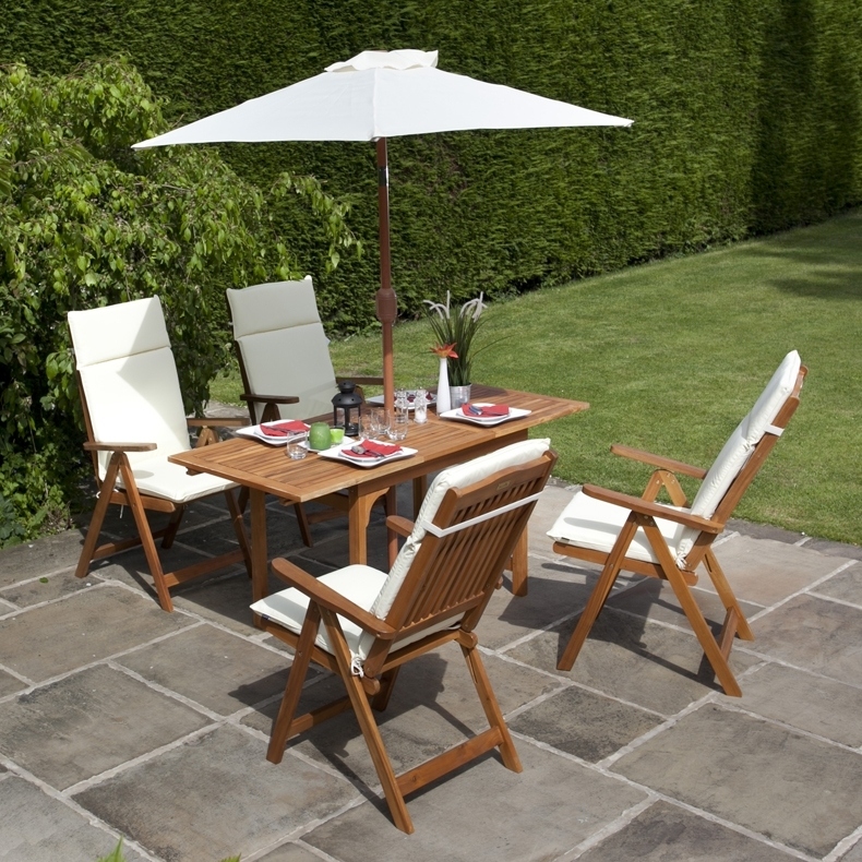 Patio: Astounding Patio Table And Chair Set Home Depot Outdoor With Garden Dining Tables And Chairs (Image 16 of 25)