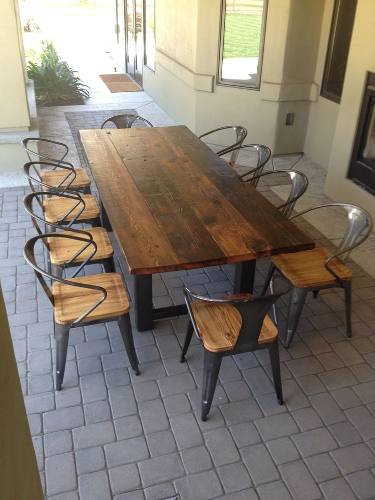 Patio: Extraordinary Outdoor Tables And Chairs Patio Dining Sets For Garden Dining Tables And Chairs (View 21 of 25)