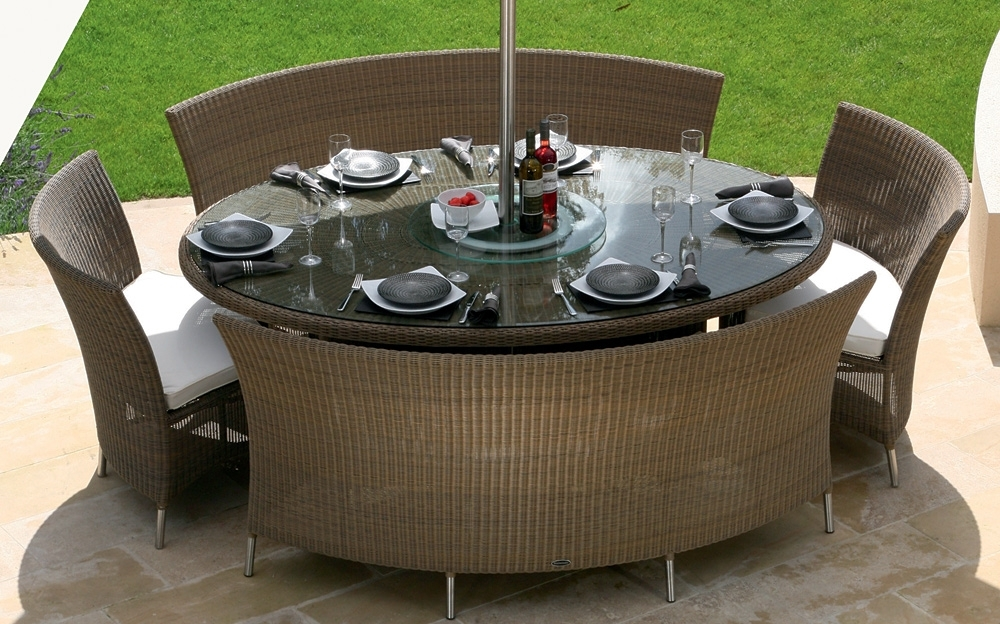 Patio: Inspiring Patio Tables And Chairs Patio Dining Sets, Tall Throughout Garden Dining Tables And Chairs (View 14 of 25)