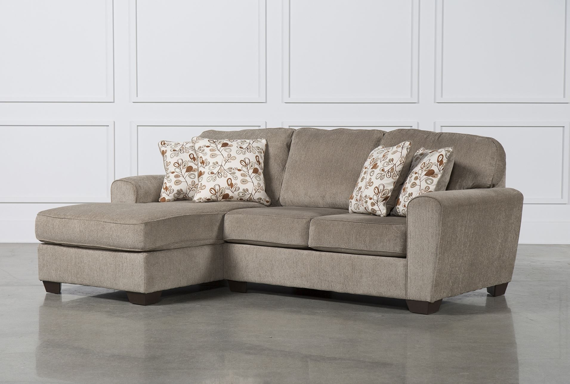 Patola Park 2 Piece Sectional W/laf Chaise | Home Improvements Pertaining To Blaine 3 Piece Sectionals (Image 18 of 25)