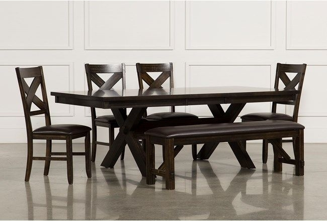 Pelennor 6 Piece Extension Dining Set | Home Decor | Pinterest Regarding Amos 7 Piece Extension Dining Sets (View 3 of 25)