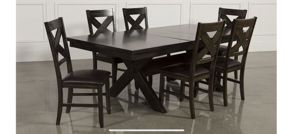 Pelennor 7 Piece Extension Dining Set For Sale In Los Angeles, Ca For Pelennor Extension Dining Tables (Image 19 of 25)