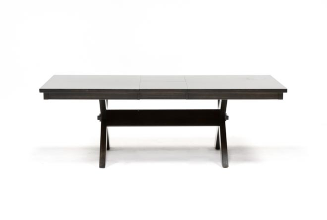 Pelennor Extension Dining Table | Living Spaces Regarding Pelennor Extension Dining Tables (Image 22 of 25)