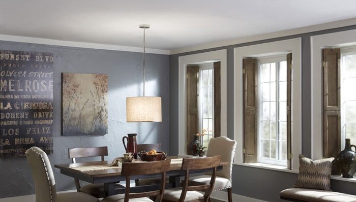 Pendant Lighting Buying Guide Within Dining Tables Ceiling Lights (Image 19 of 25)