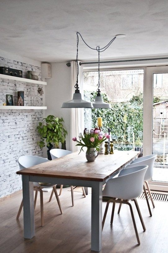 Pendant Lights For Low Ceilings | Berkebunasik With Dining Tables Ceiling Lights (Image 21 of 25)