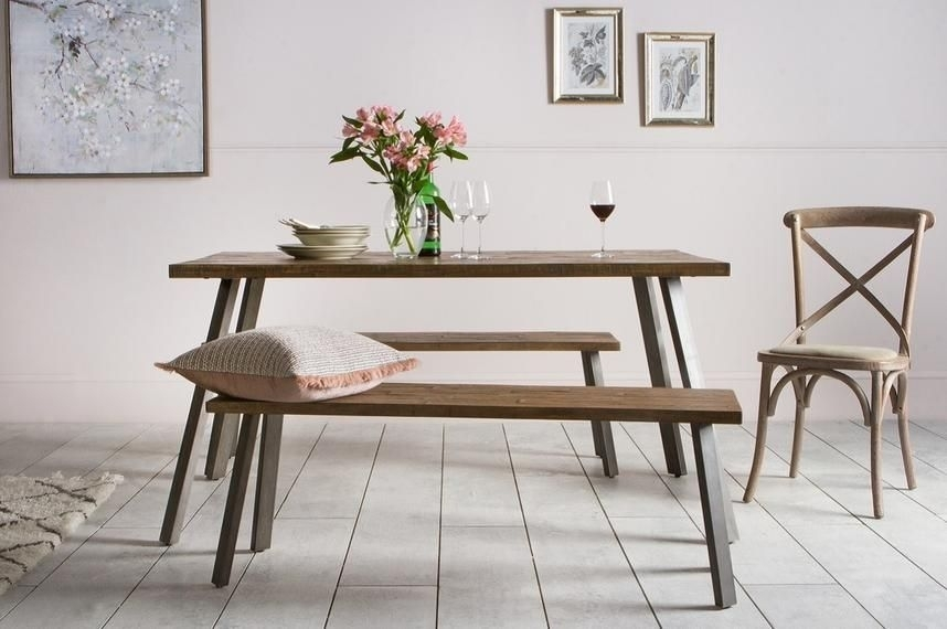 Perch & Parrow  Leon Dining Table Inside Leon Dining Tables (Image 22 of 25)