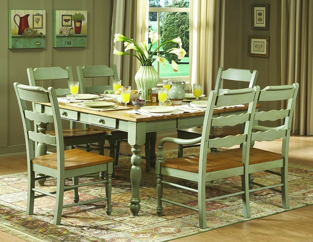 Perfect Idea Green Dining Chairs Brilliant Room   Kierrasheard Intended For Green Dining Tables (Photo 17 of 25)