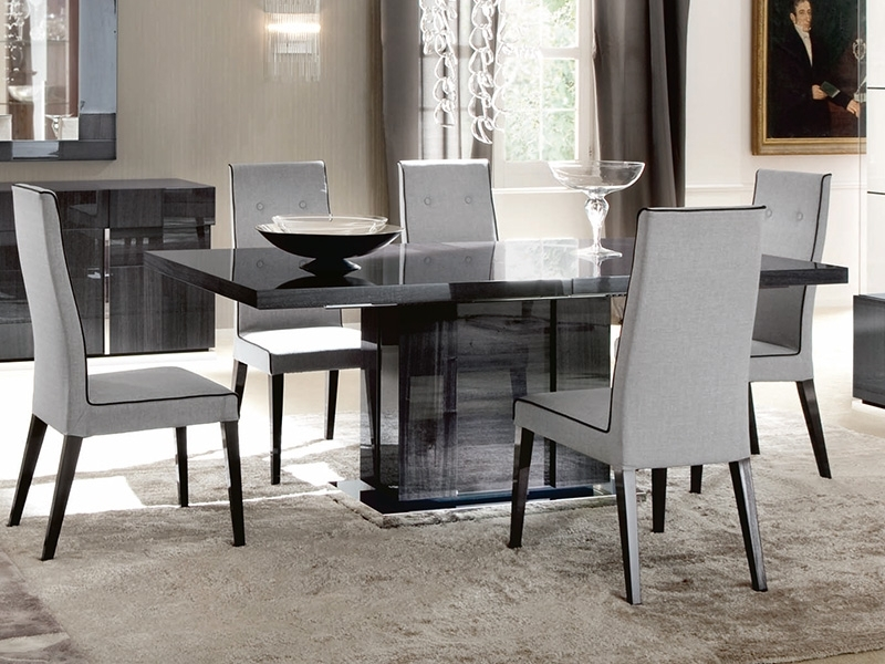 Pesaro Extending Dining Table | Forrest Furnishing Glasgow's Finest Regarding Extending Dining Table Sets (Image 18 of 25)
