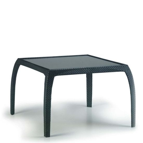 Phoenix Dining Table Square – Carbon | Janus Et Cie With Regard To Phoenix Dining Tables (Image 17 of 25)