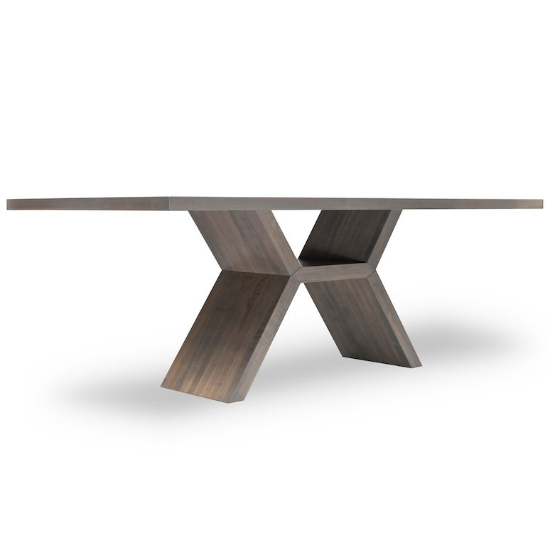 Phoenix Dining Table | Woodcraft | Solid Wood Furniture Throughout Phoenix Dining Tables (Image 15 of 25)