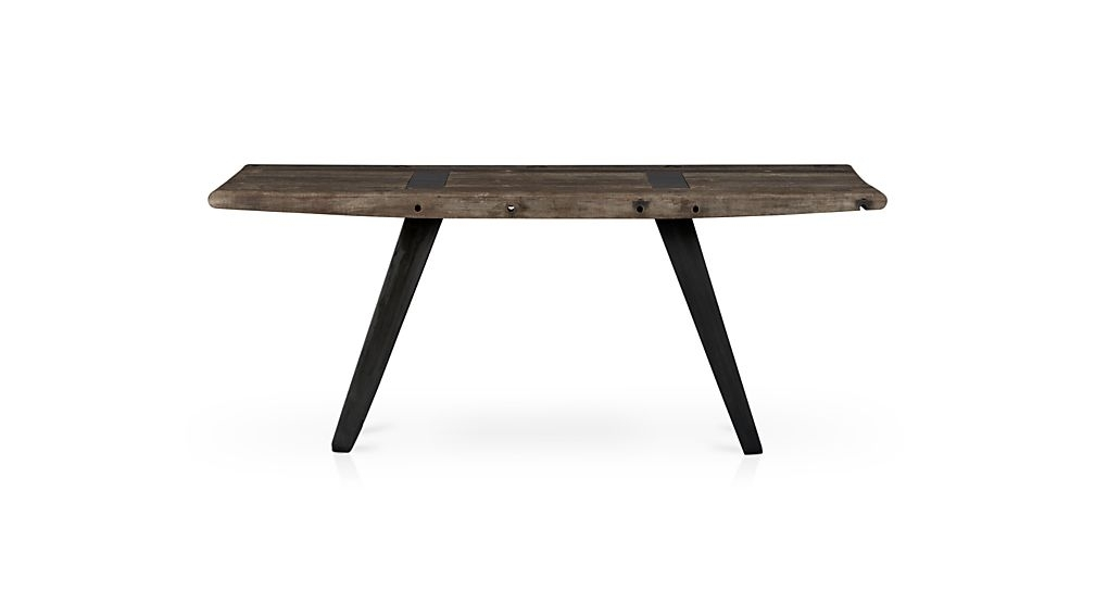 """Phoenix Rustic Work Table 72"""" + Reviews 