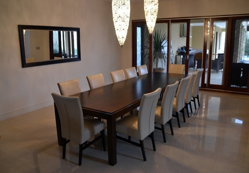 Photo 10 Seater Extending Dining Table Images Dazzling 10 12 Seat With Extending Dining Table With 10 Seats (Image 21 of 25)