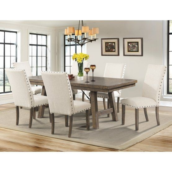 Picket House Dex Dining Table | Home, Help, & Hints | Pinterest Inside Valencia 72 Inch Extension Trestle Dining Tables (View 8 of 25)