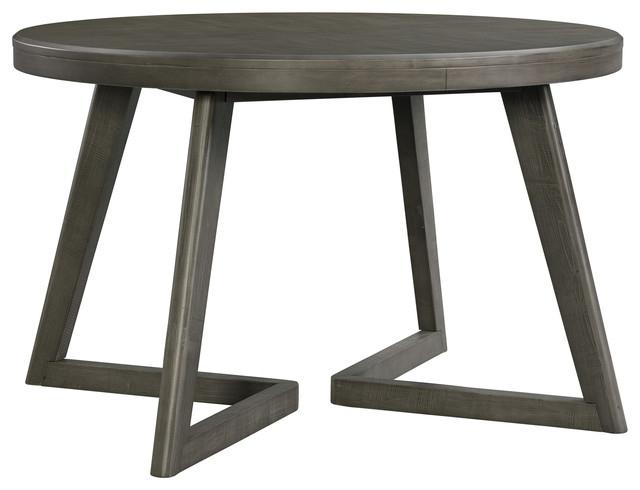 Picket House Furnishings Hudson Round Dining Table – Transitional With Hudson Round Dining Tables (Image 25 of 25)