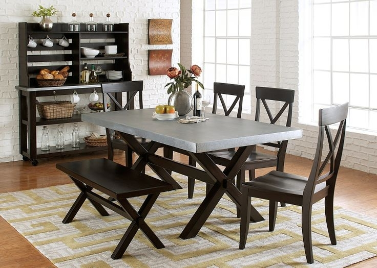 Pictures Leons Kitchen Table And Chairs Furniture Home Decor For Leon 7 Piece