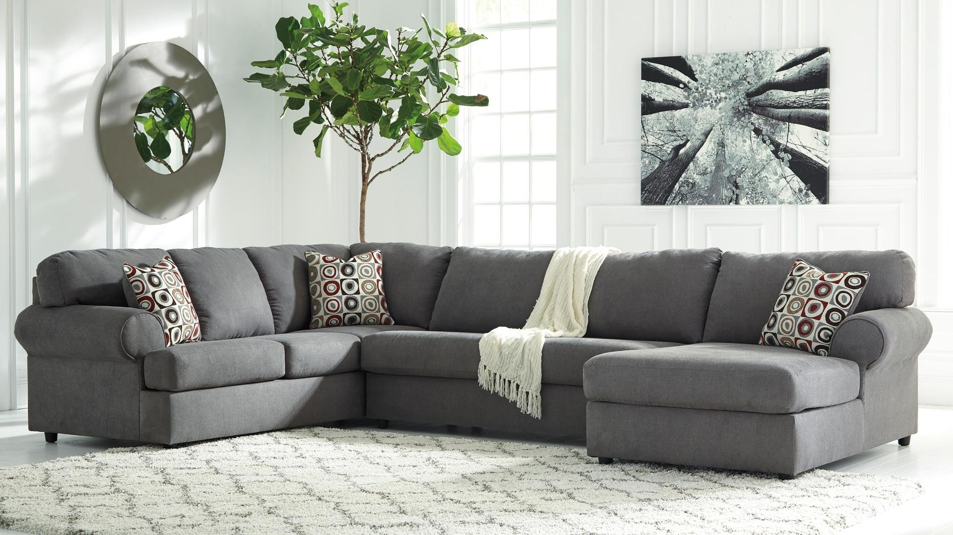 Piece Sectional Sofas Leather Sofa With Chaise Cover Couch Covers Pertaining To Gordon 3 Piece Sectionals With Raf Chaise (Image 18 of 25)