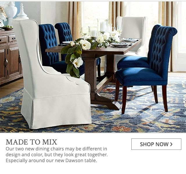Pinsandra Wheeler On Moody Blues | Pinterest Intended For Dawson Dining Tables (View 22 of 25)
