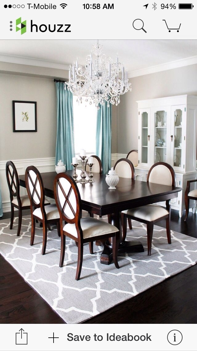 Pintoni Helm On Dining Room | Pinterest | Houzz, Room And Room Throughout Helms 7 Piece Rectangle Dining Sets (View 8 of 25)