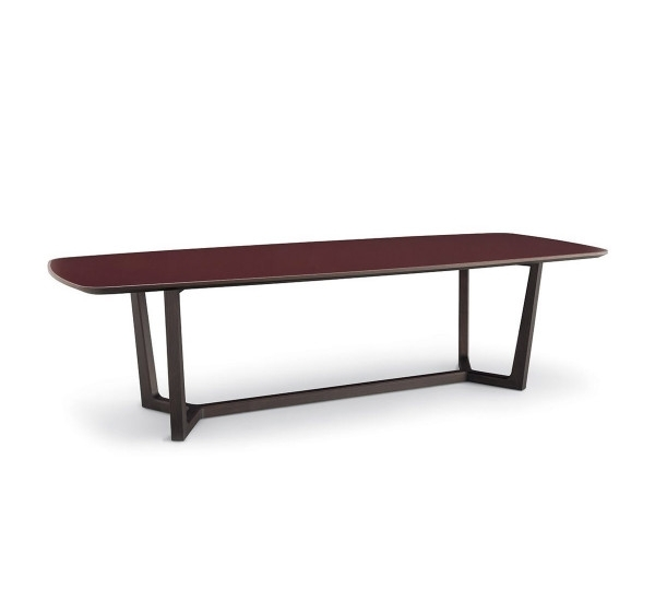 Poliform Concorde Table Rectangular | Mohd Shop With Regard To Laurent Rectangle Dining Tables (Image 23 of 25)