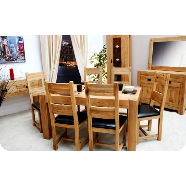 Portland Dining Set – € (View 19 of 25)